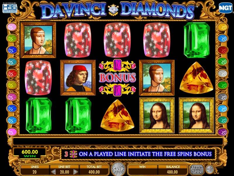 Casino room 25 free spins