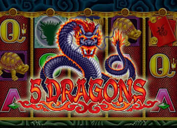 5 Dragons Slot Review: Bonuses, Symbols, and More